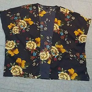 Tops - Short kimono